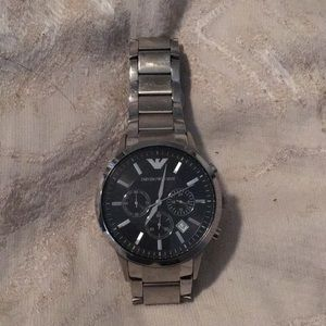 Other - Emporio Armani Watch